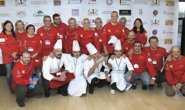 JRE en Ganador_Bocuse dOr Spain Series 2013-2