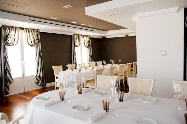 Restaurante Palio - Jóvenes Restauradores 1