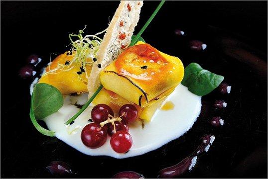 raviolis de mango Las tinajas Granada