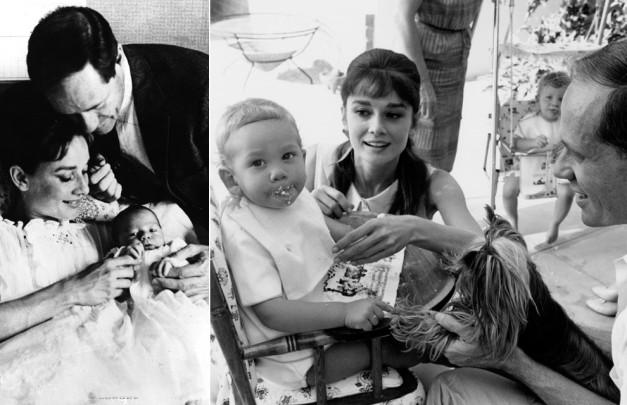 Las tinajas Audrey Hepburn